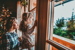 blended family holiday